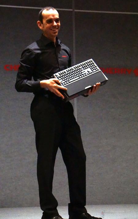 Cherry MX Board 6.0 – klawiatura z technologią RealKey