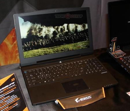 """Aorus X5 – Gamingowy laptop oferujący rozdzielczość Ultra HD na 15,6"""""""