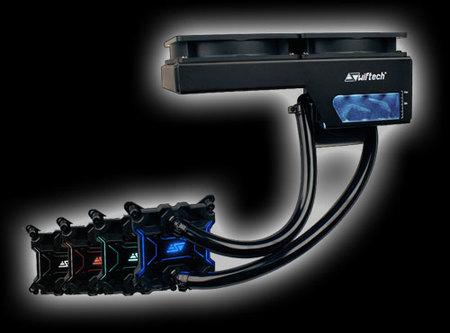 Swiftech H220-X – nowe chłodzenie wodne AiO