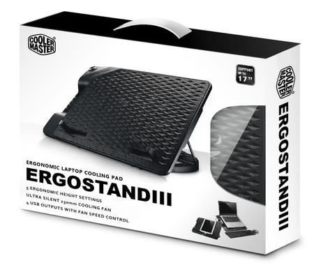 Cooler Master ErgoStand III – nowa odsłona ergonomicznej podstawki pod laptopa