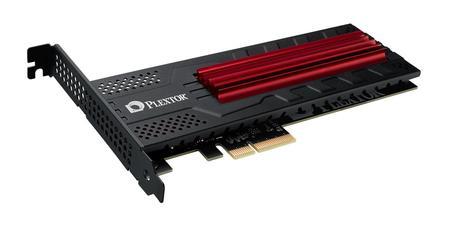 Plextor M6e BK. - potwornie wydajne dyski SSD