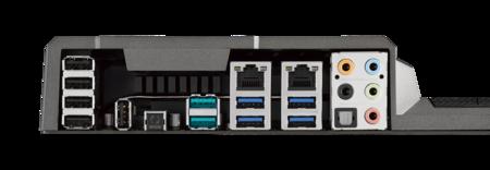 ASUS zapowiada płytę główną TUF Sabertooth X99 obsługujące wszystkie urządzenia NVM Express