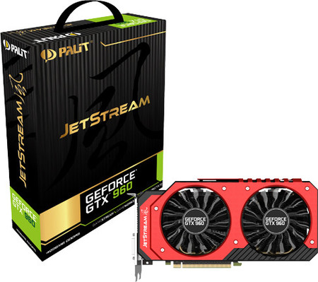 Palit GeForce GTX 960 JetStream 4 GB – karta graficzna z średniej półki o podwójnej pamięci