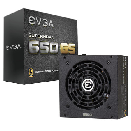 EVGA SuperNOVA GS – nowa seria zasilaczy o mocach 550 i 650 W w ofercie EVGA