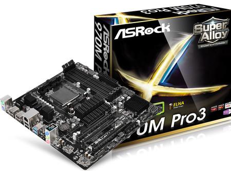 ASRock 970M Pro 3 mATX – płyta główna ze średniej półki od ASRocka