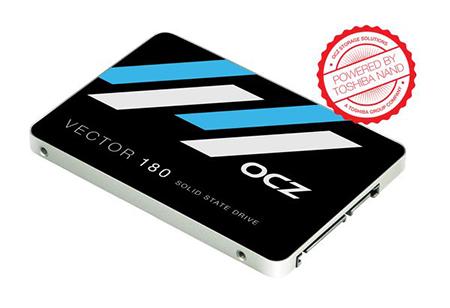 OCZ Prezentuje nowego flagowca SSD - Vector 180