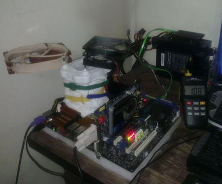 Irańscy overclockerzy ustanowili nowy rekord w podkręcaniu CPU Prescott