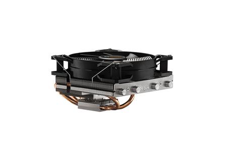 Niskoprofilowe chłodzenie CPU zdolne odprowadzić 130 W od BeQuiet