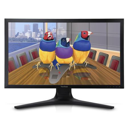 Nowa linia monitorów Ultra HD od ViewSonic