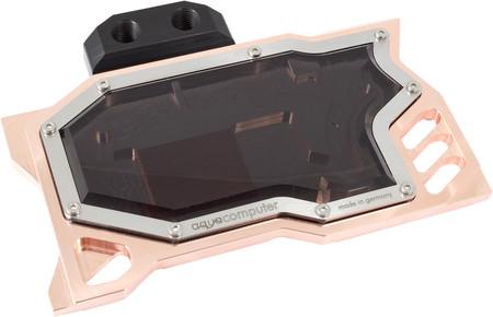 Nowe bloki wodne dla Nvidia GeForce GTX Titan X prosto z fabryki AquaComputer