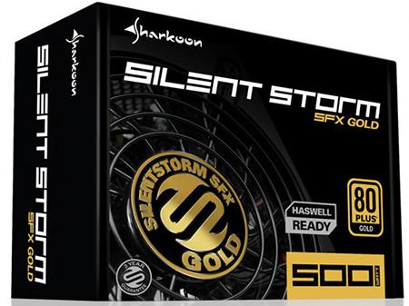 SilentStorm - Seria zasilacz SFX od Sharkoon