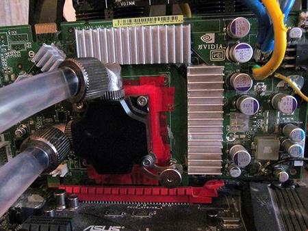 Vadimua ustanawia rekord w 3DMark06 przy pomocy kart GeForce 7900 GT