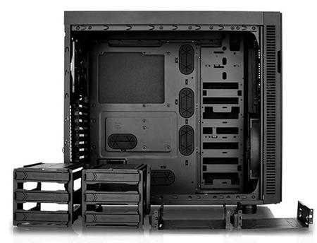Thermaltake Suppressor F51 - korpus dla miłośników ciszy