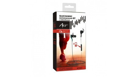 ART AP-B22 – kolejny model słuchawek dla osób aktywnych