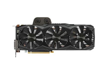 ZOTAC GeForce GTX Titan X wyposażony w hybrydowy system chłodzenia