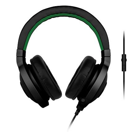 Razer prezentuje nowe headsety Kraken Pro