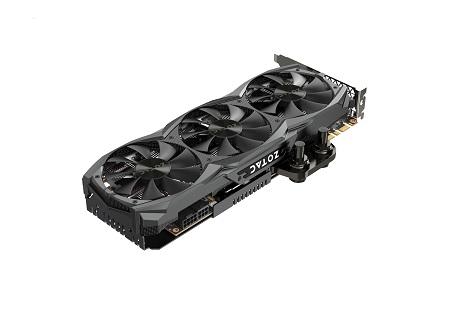 ZOTAC przedstawia kartę GeForce GTX Titan X ArcticStorm