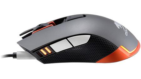 Cougar 550M – flagowy model myszki dla graczy