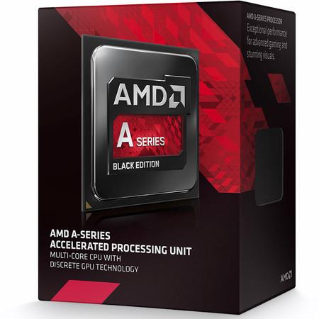 AMD przedstawia nowe procesory APU – A8-7670K